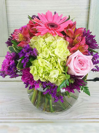 Happiness in Omaha NE, Stems Florist