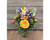 Spring Mix Bouquet in Smyrna GA, Floral Creations Florist