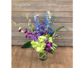 Calming Hues in Smyrna GA, Floral Creations Florist