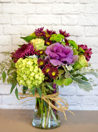 Gathering Gratitude in Raleigh NC, Johnson-Paschal Floral Company
