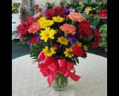 Bright Deluxe Vase