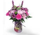 Sweet Lavender Bouquet in Southfield, Michigan, Thrifty Florist