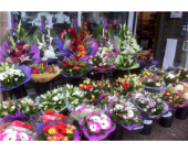 Fresh Flower Bouquets in Vancouver BC, Downtown Florist
