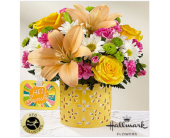 The FTD� Brighter Than Bright� Bouquet by Hallmark in Manchester MD, Main St Florist Of Manchester, LLC