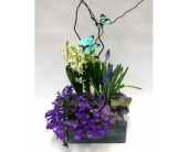 Medium Bulb Planter in Belleville ON, Live, Love and Laugh Flowers, Antiques and Gifts