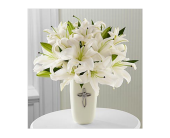 The FTD� Faithful Blessings� Bouquet in Manchester MD, Main St Florist Of Manchester, LLC