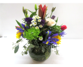 Spring Bowl in Worcester, Massachusetts, Holmes Shusas Florists, Inc