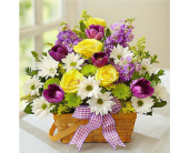 Springtime Wishes in Huntington WV, Archer's Flowers, Inc.