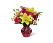 Atlanta Flowers - Happy Spring Bouquet - Floral Creations Florist