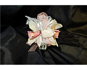 Glamouros orchid corsage in Fort Collins, Colorado, Audra Rose Floral & Gift