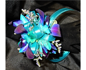 Blue Bom Bliss in Fort Collins, Colorado, Audra Rose Floral & Gift