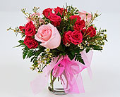 Indianapolis Flowers - Pink Dance - Gillespie Florists