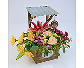 Indianapolis Flowers - English Garden - Gillespie Florists