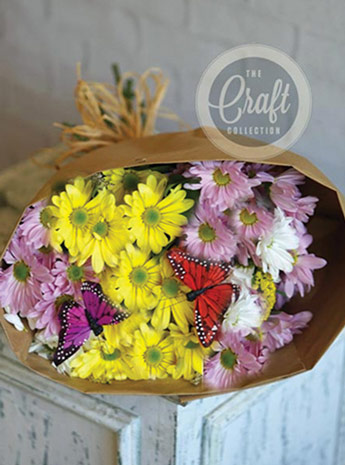 Daisy Daze in Raleigh NC, Johnson-Paschal Floral Company