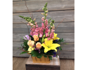 Spring Time Basket in Smyrna GA, Floral Creations Florist