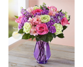 Lovely Meadows Bouquet in Huntington WV, Archer's Flowers, Inc.