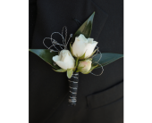 Classic Rose Boutonniere  in Meridian, Idaho, Meridian Floral & Gifts