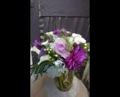 Wedding in West Los Angeles, California, Westwood Flower Garden