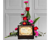 Inspirational Music Box in Indianapolis, Indiana, George Thomas Florist