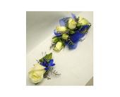 Wrist Corsage & Boutonniere in Aston, Pennsylvania, Minutella's Florist