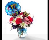 Detroit Flowers - Happy Assistant's Day Bouquet - Thrifty Florist