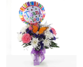 Detroit Flowers - Thank You Bouquet - Thrifty Florist