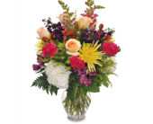 Full of Love  Vase in Bound Brook NJ, America's Florist & Gifts
