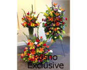 Sympathy Trio in London ON, Posno Flowers