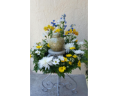 CIRCLE OF LOVING THOUGHTS in The Villages, Florida, The Villages Florist Inc.