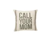 Kirkland Flowers - Call Your Mom Pillow - City Flowers, Inc.