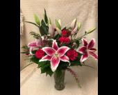 Stunning Stargazers in Valparaiso, Indiana, Schultz Floral Shop