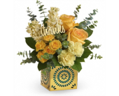 Shimmer Of Thanks in Smyrna GA, Floral Creations Florist