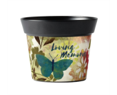 Loving Memories Art Pot in Eden Prairie, Minnesota, Belladonna Florist