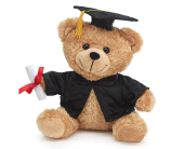 Graduation Bear in Smyrna GA, Floral Creations Florist