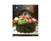 Summer Handbag Bouquet in Bellevue WA, CITY FLOWERS, INC.