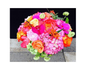 Summer in Paris Bouquet in Bellevue WA, CITY FLOWERS, INC.