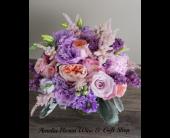 Brides Bouquet in Amelia, Ohio, Amelia Florist Wine & Gift Shop