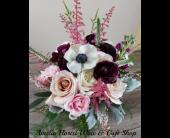 Bridesmaid Bouquet in Amelia, Ohio, Amelia Florist Wine & Gift Shop