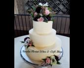 Cake Flowers in Amelia, Ohio, Amelia Florist Wine & Gift Shop