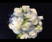 Sample Wedding Bouquet in Wynantskill, New York, Worthington Flowers & Greenhouse