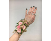 Spray Rose Corsage in Somerset NJ, Flower Station