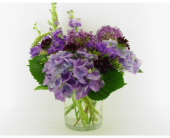 Popping Purple in North Vancouver BC, Special Moments Flowers And Gifts
