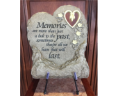 Memories Plaque in Sterling Heights MI, Sam's Florist
