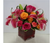 Delightfully Sweet in Raleigh NC, Gingerbread House Florist - Raleigh NC