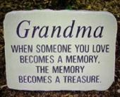 Grandma in Festus, Missouri, Judy's Flower Basket