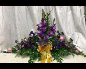 Purple Pop Bouquet in Katy, Texas, Kay-Tee Florist on Mason Road
