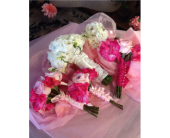 Wedding Bouquet 001 in Etna, Pennsylvania, Burke & Haas Always in Bloom