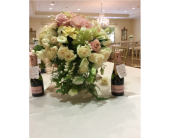 Wedding Table 005 in Etna, Pennsylvania, Burke & Haas Always in Bloom