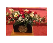 Sympathy Arrangement 002 in Etna, Pennsylvania, Burke & Haas Always in Bloom