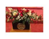 Funeral 002 in Etna, Pennsylvania, Burke & Haas Always in Bloom